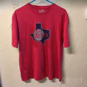 Texas Rangers Retro Tee